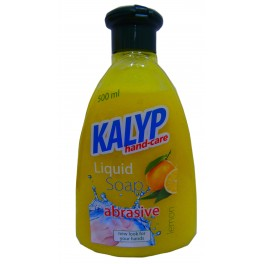 KALYP Liquid soap abrasive